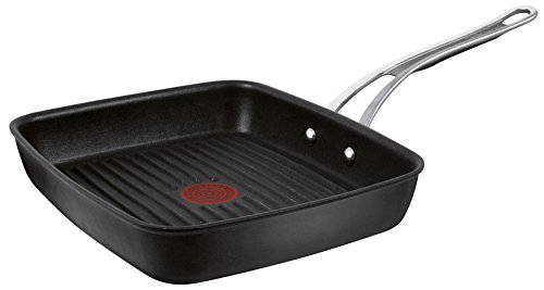 tefal e48040 jamie oliver black induction wave grillpfanne - Tefal E48040 Jamie Oliver Black Induction Wave Grillpfanne